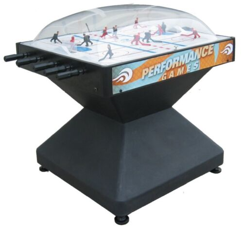 ICE BOXX DELUXE DOME BUBBLE HOCKEY GAME TABLE by PERFORMANCE GAMES ~MAN CAVE~NEW