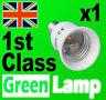 Lamp Light Bulb Socket Base Converter Edison small screw adapter E14 to E27 UK