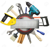 Carpenter/Contractor/Handyman available for work in PEC