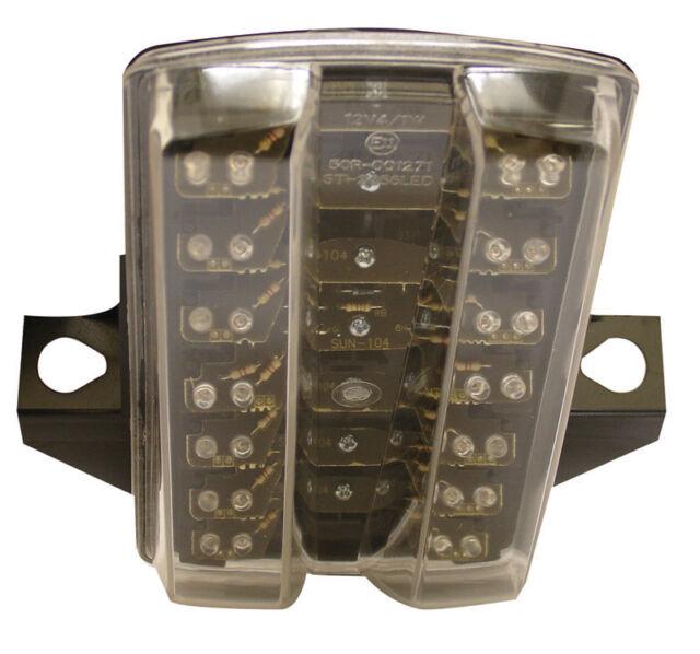 LED Rear Light With Indicators To Fit Suzuki SV1000/S K4-K5 04-05