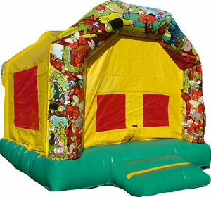Bounce House Rentals for your backyard party