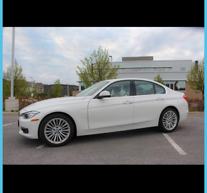 2014 BMW 3-Series 328i xDrive Sedan**SHORT TERM LEASE** $660.03
