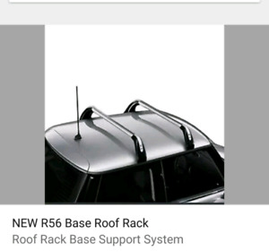 Mini New R56 roof rack (New one)