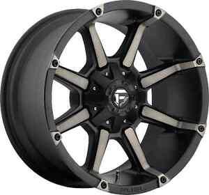 """Roues 17"""" Fuel Wheels Jeep Wrangler TJ JK Ram Wheel Roue 17"""
