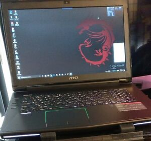 MSI GT72, i7, 16GB Ram, 2 SSD Drives, 1 HDD Drive, 670M GPU, DVD