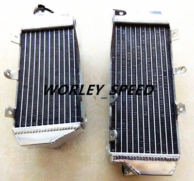 GPI Racing Aluminum Radiator For Honda CRF450R/CRF 450 R 2017 17