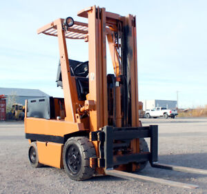 1984 Toyota Electric Forklift with Charger