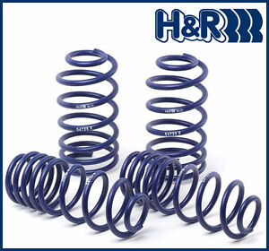 Porsche Cayenne H&R lowering springs 28938-1