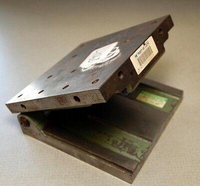 Taft Peirce 6 X 6 Inch Sine Angle Plate Inv.29017