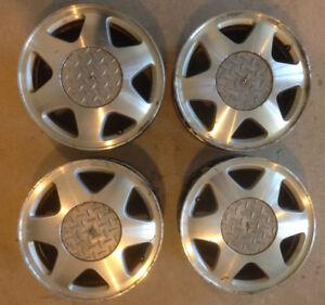Honda aluminium wheels