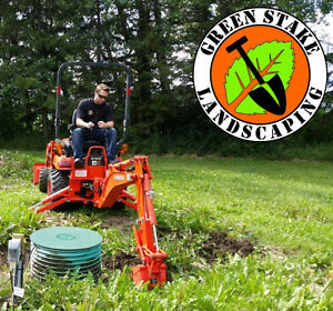 Green Stake Landscaping | All Your Yard Needs! Edmonton Edmonton Area image 1