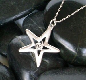 Star necklace - By Toronto Jewellery Designer -Auction Item