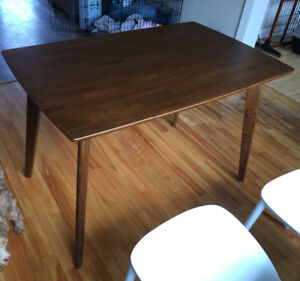 Great apartment sized dining table!
