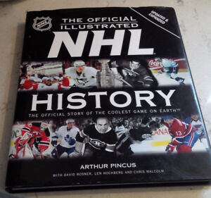 Book: The Official Illustrated NHL History