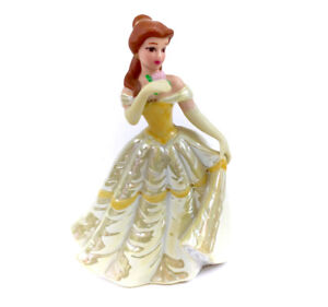 Vintage Beauty & The Beast Belle Ceramic Porcelain Figurine