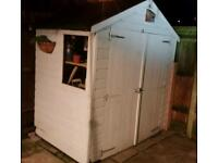 6 x 4 shed for sale