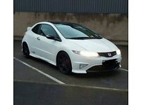 Honda Civic Type R Championship White #280 swaps px