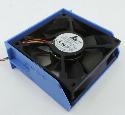 GENUINE Dell Precision 690 HDD Cooling Fan Assembly CD674 HD445