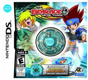 Review – Beyblade: Metal Fusion | Too Much Gaming