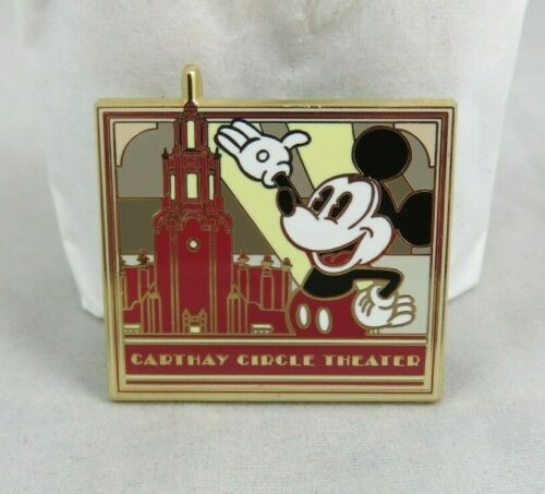 Disney Disneyland Pin - Buena Vista Street Booster Pack - Carthay Circle Theater