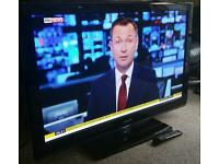 "SAMSUNG 42"" LCD 1080p Full HD TV. Built in Freeview Excellent Condition Fully Working with Remote"
