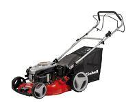 Brand new / unused Einhell Classic - GC-PM 46/2 S HW-E - Petrol Lawnmower. Start Key