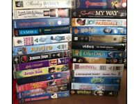 Wanted old VHS VIDEO TAPES, PLEASE DON'T SKIP.