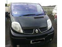 2007 Renault Traffic 8 seater taxi bus