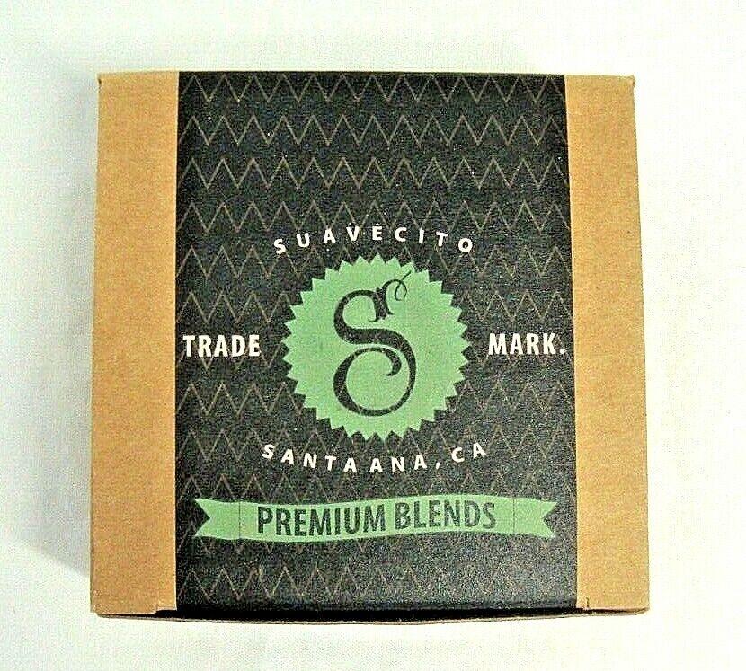 Suavecito Premium Blends Matte Pomade - 4 oz