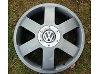 """Audi VW 17"""" Alloy Wheels 5x100"""