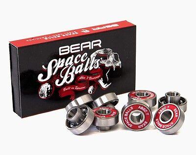 Bear Space Balls Abec 7 Bearings