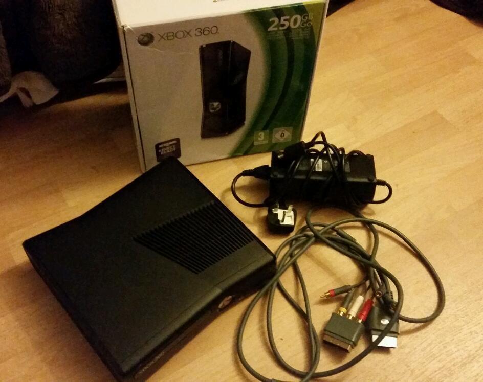 Xbox 360 Slim Custom Console Xbox 360 Slim s Console