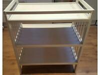 Ikea gulliver changing unit