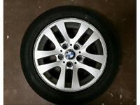 "BMW 318i 205/55ZR16 ZTR10 ALLOY WHEEL 16"" EXCELLENT CONDITION"