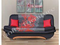 "Sofa Bed ""Samba"" with storage"