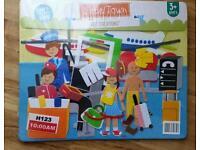Kids Felt Creations Board NEW SEALED