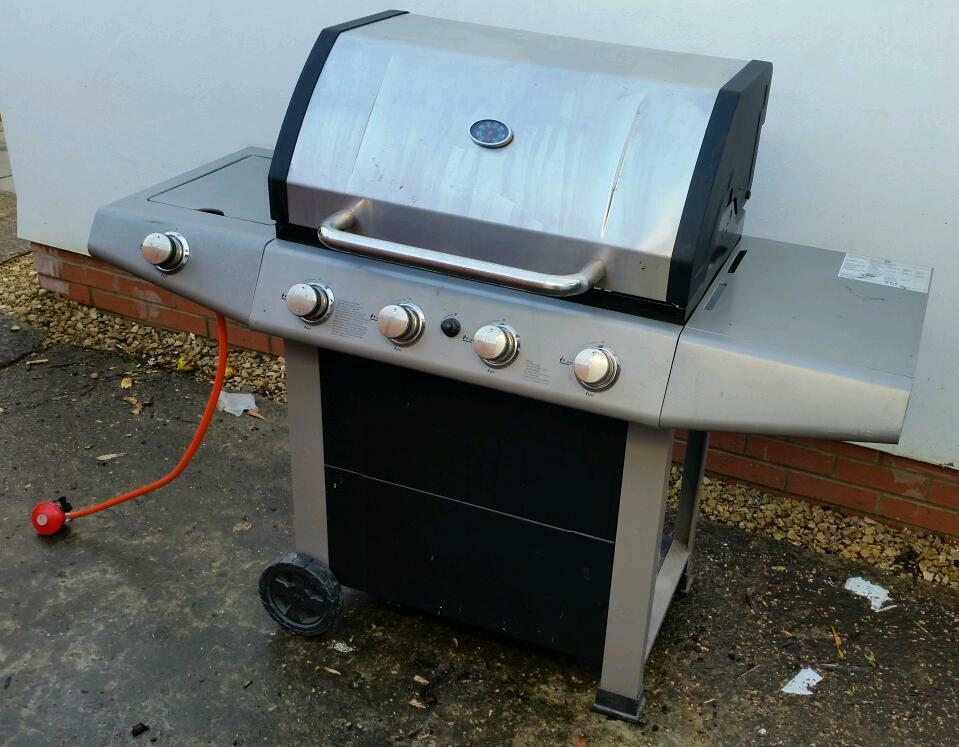 Gas bbq in whitchurch cardiff gumtree for Tarrington house grill