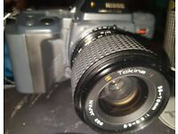 Ricoh 35mm SLR camera kit