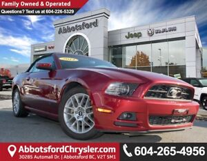 2014 Ford Mustang V6 Premium *ACCIDENT FREE*