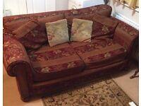 Sofa, Armchair & Scatter cushions