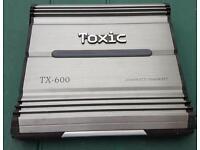 Toxic TX-600 Car Amp