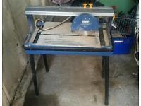 Powercraft precision 600 watt tile cutter