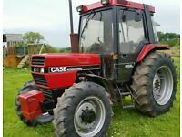 Case international 885xl super two tractor... not david brown john deere massey ferguson etc