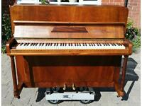 THE LITTLE PIANO STORE * CAN DELIVER * OVERSTRUNG UPRIGHT PIANO