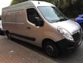 Vauxhall Movano 2.3 CDTI 16v 3300 L2H2 Medium Roof Van