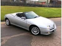 Alfa Romeo Spider T spark