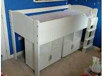 Aspace Child's Full Size Single Bed