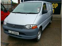 2006 toyota hiace D4D (OPEN TO OFFERS) HAS TO BE 1 OF THE CLEANEST HIACES ONLINE