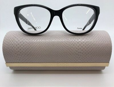 JIMMY CHOO 179 FA3 WOMAN FRAMES EYE GLASSES EYEWEAR 53-17-140 NEW W. CASE!!!