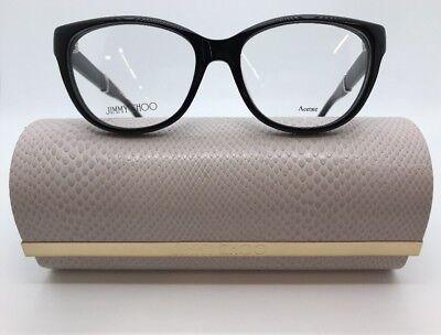 JIMMY CHOO 179 FA3 WOMAN FRAMES EYE GLASSES EYEWEAR 53-17-140 NEW W. CASE!!!